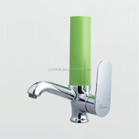 High Pure Copper Faucet Tap Bathroom Water Filter with Disposable Cartridge and Activated Carbon for Chlorine