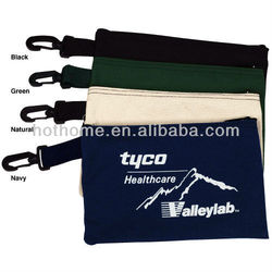 Promotion 600D PU waterproof golf tee bag