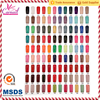 2015 Christmas Promotion!! colorful 7.3ml gel polish , nail polish , uv gel