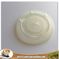 Takeaway Plastic lid for cold drink cup