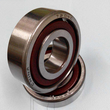 low noise precision bearing 7204B angular contact ball