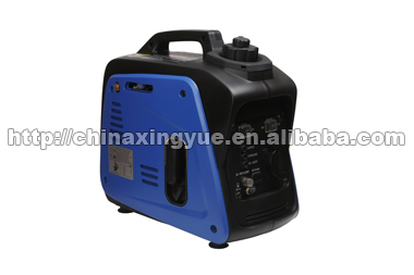 700w silent portable gasoline portable small inverter generator portable