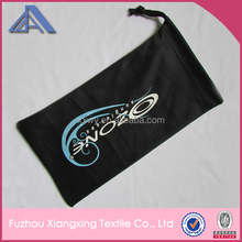 custom printed microfiber sunglasses bag /Sunglasses Cleaning Bags