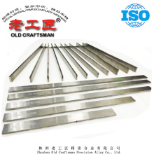 OEM supply HIP Tungsten Cemented carbide strip for cutting tool