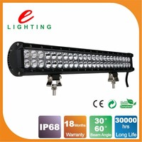 off road offroad 18w 126w 288w led light bar