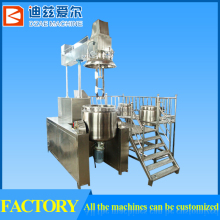 350L facial cream body lotion making machine