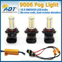 Ultra bright 9006 5050 SMD LED fog light