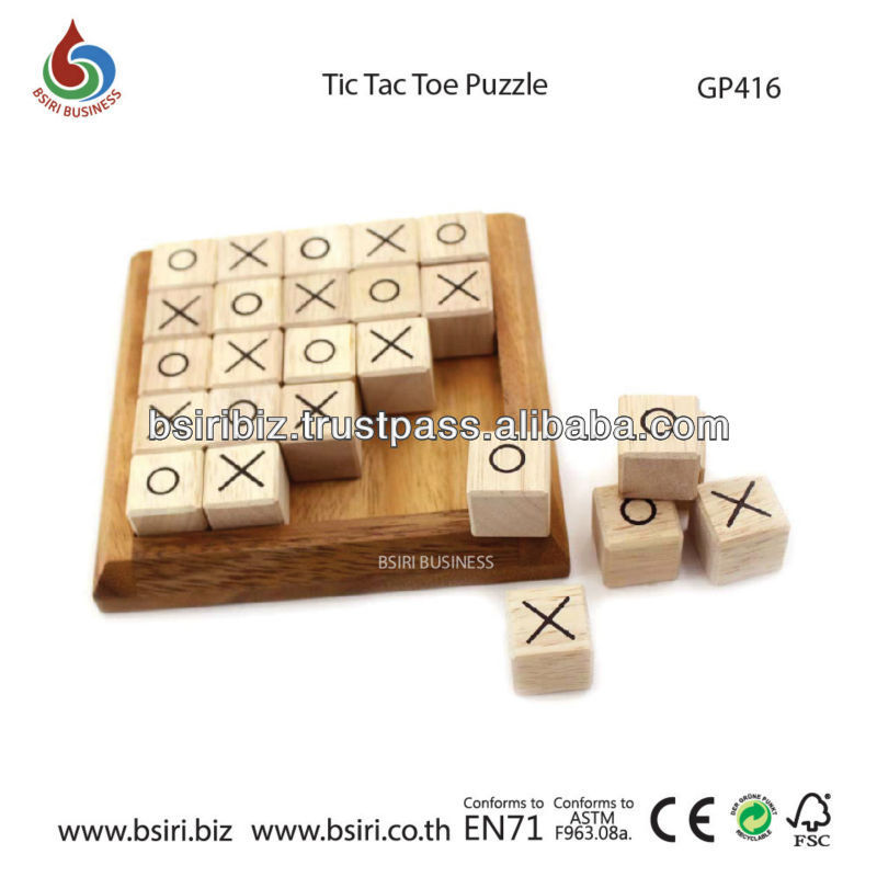puzzle games for kids Tic Tac Toe Puzzle