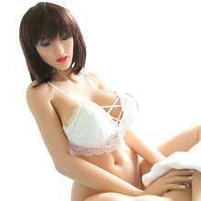 New Design Real Liflike Silicone 165cm Big Breast Sexy Japan Sex Doll Vagina Picture