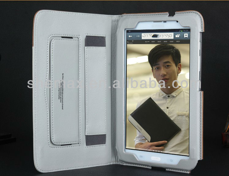 Leather Magnetic Case Cover Stand for Samsung Galaxy Note 8.0 N5110 N5100