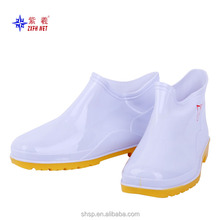 High Quality Hot-sale Classic Factory Wholesale Farming And Industrial Safety PVC/ Rubber Ankle Rain Boots