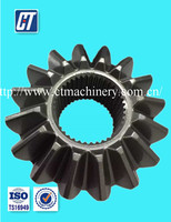 Worm Gear with Precision CNC Machined for Racing Car