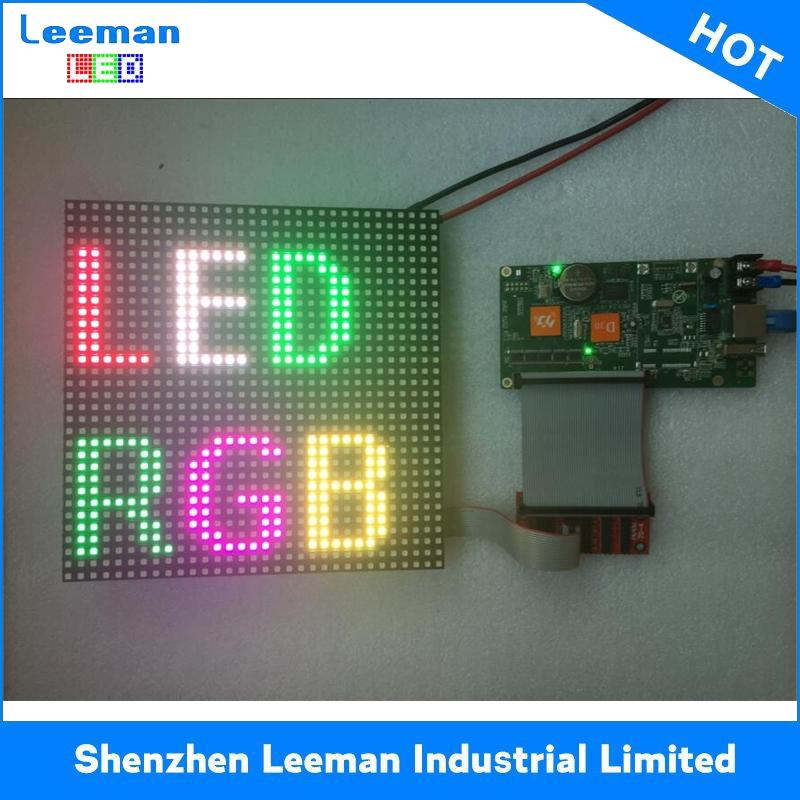 outdoor smd led module tv show background rental led video wall screen p10 3D LED PHARMACY CROSS