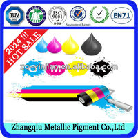 Sparkling Industry Coating Paint of Water Based Aluminium Pigment Paste ZQ-11819