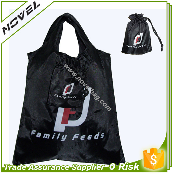 Online Shop China Vintage Black Shopping Bag