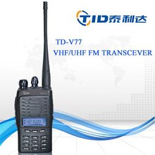 5W 128CH handheld radio Wholesale TD-V77 walkie talkie specifications