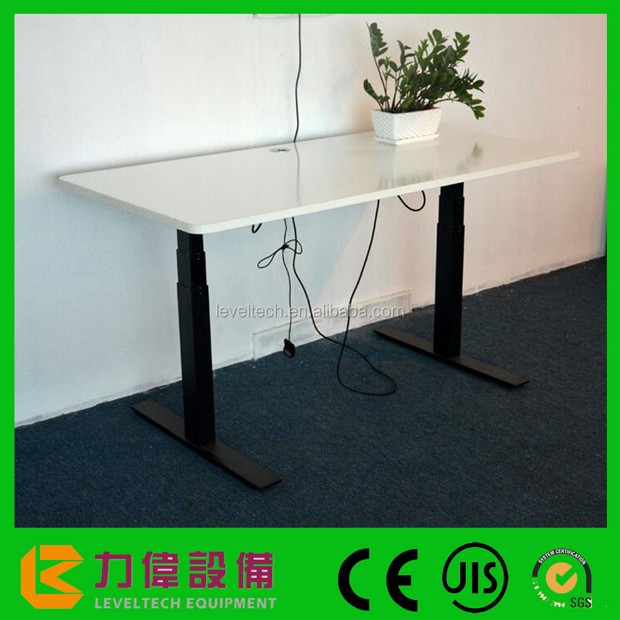 Height Adjustable Sit Stand Up Dual Motor Office Standing Desk