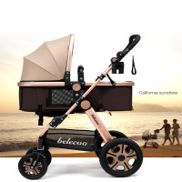 2016 new high quality baby stroller folable stroller baby pram 3 in1model 535-S