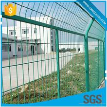 Interim basis security hot dipped galvanized small garden fence