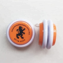China Professional Supplier Promotional Plastic <strong>Yoyo</strong> with logo