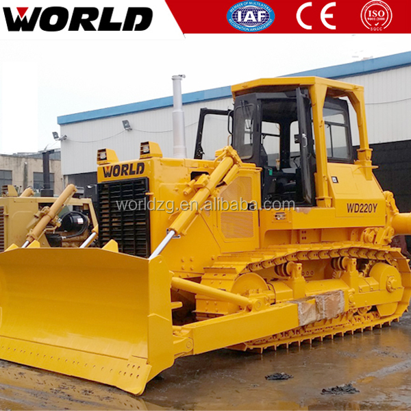 WD220Y 220HP rc bulldozers for sale with Sealed single grouser track