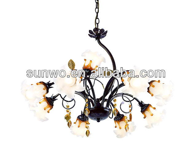 Sealed lampshade classic pendant lamp