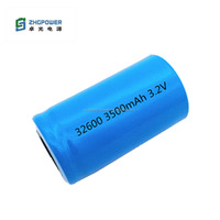 IFR32600 lifepo4 battery cell 3.2v 3500mah with CE FCC ROHS certificate