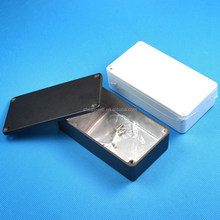 Manufacturer Saipwell 112*60*27 MM 1590B Style Aluminum Stomp Box Effects Pedal Enclosure for Guitar GZ2