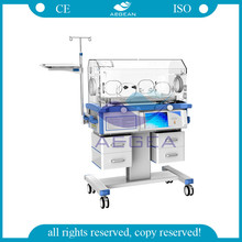 AG-IIR002 CE ISO approved metal frame isolette incubator