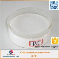 Chlorinated polyethylene, impact modifier CPE 135A for resin ABS