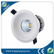 Samsung high quality 30w cob led light dimmable CE RoHS 110V led down light