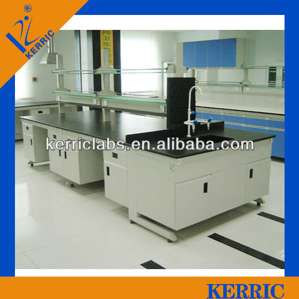 lab equipment/pathology medical chemistry steel work bench