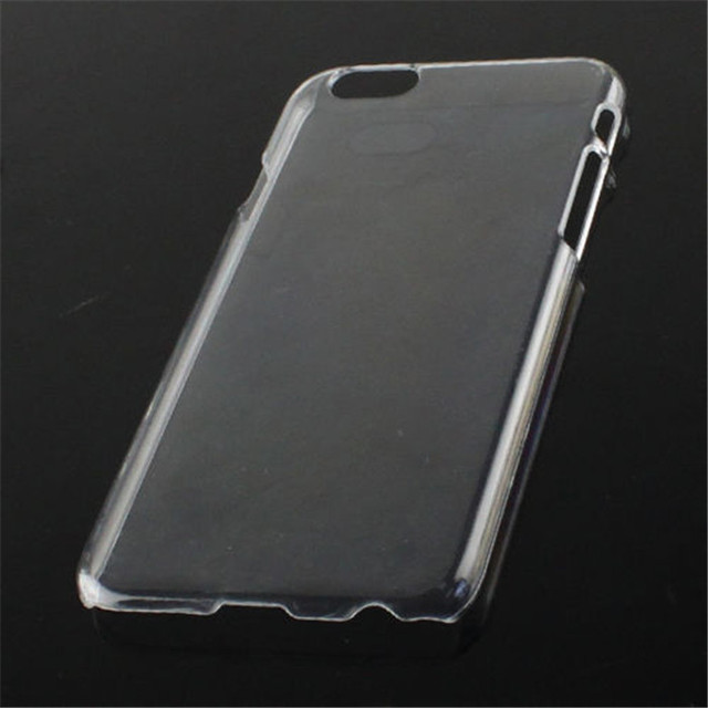 Ultra Thin Crystal Clear Hard Plastic Back Case Transparent Cover for Samsung galaxy S7 edge