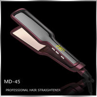 S9520 Salon Collection Digital Ceramic Tech Hair Straightener with Pearl Infused Wide Plates, 1.5 Inch