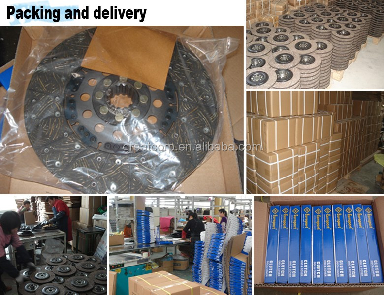 1878 080 037 best selling clutch pressure plate for truck