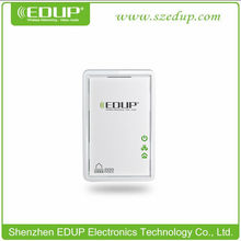 Hotselling EDUP 200Mbps wall Plug AV Mini Ethernet Bridge Powerline Adaptermini wireless bridge