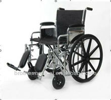 2017 newly latest design wheel chair manual