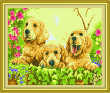 Hot sale whloesale diy diamond painting embroidery kits with frame