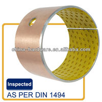 DX 4055 bush,PCM bearing bushing,UF TUP SF-2 slide bearing 40x44x55mm