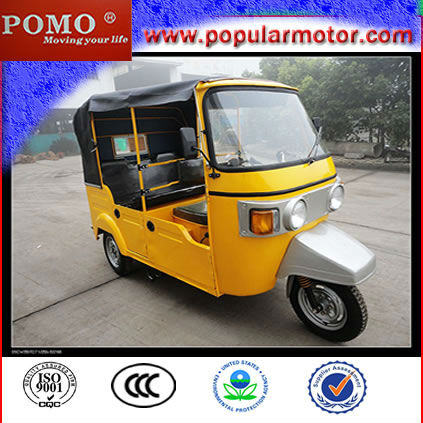 2013 Cheap Popular New Hot Gasoline Passenger Tricycle