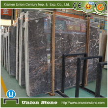 China New portoro black and gold marble