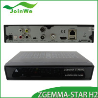 digital satellite receiver decoder zgemma-star receiver satellite zgemma-star H2 satellite tv