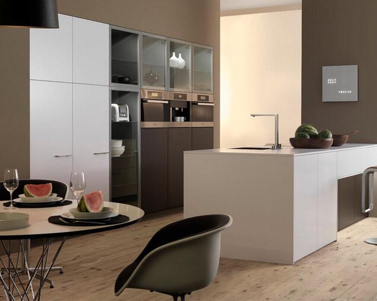 2016 Cheap New Model High Gloss Kitchen Cabinet Buy High