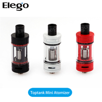 Durable Structure Pyrex Glass And SS Material Kanger Toptank Mini Atomizer