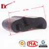 anti aging rubber side bulb weather proof door seal