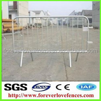 temporary metal fence panel