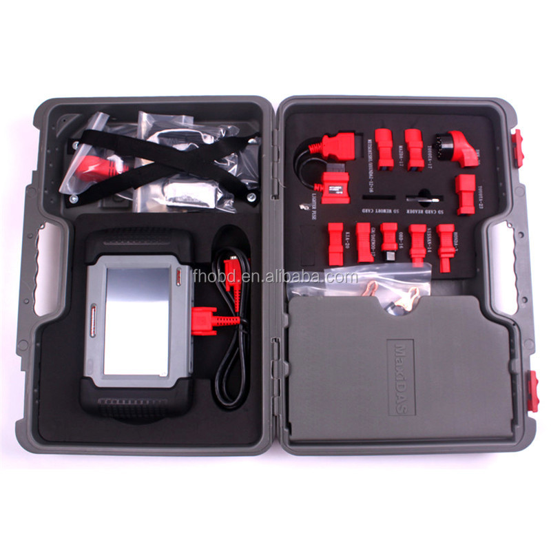 Autel MaxiDAS DS708 OBD Diagnostic All Car Diagnostic Test Kits Available for 46 Car Markers