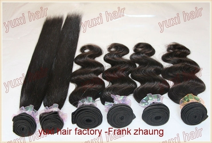 Wholesale Champion 100% Unprocessed Virgin Brazilian Hair/Peruvian Hair/Malaysian Hair Wholesale