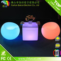 Christmas lights /waterproof plastic led bar table / led chair