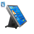 All in one 15 inch falt screen touch screen pos pc AIO-1589
